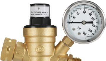 Riduttore di pressione d'acqua
