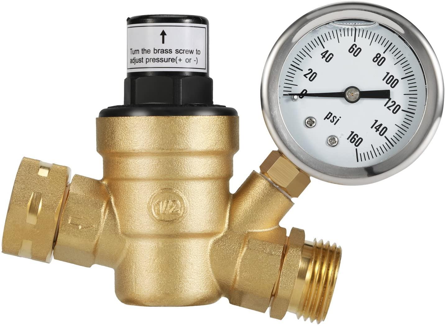 Reductor de presión de agua