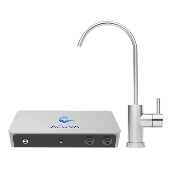 Acuva Eco NX-Silver UV-LED-带龙头的净水器